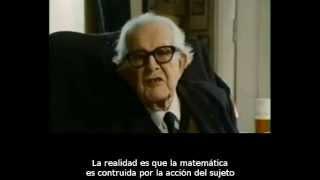 PIAGET explica a PIAGET (1 de 3) SUBTITULOS EN ESPAÑOL