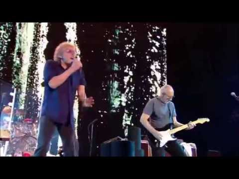 The Who - Love, Reign O'er Me (Glastonbury Festival 2015)