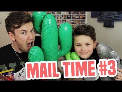 BROTHERS OPEN MAIL #3