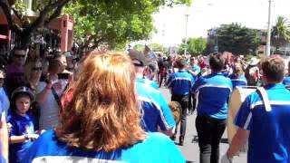 MRB @ Melbourne Pride March 2013