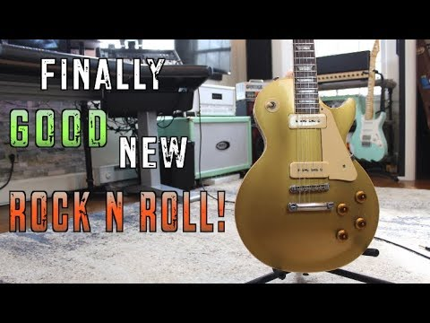 Finally Good New Rock N Roll!