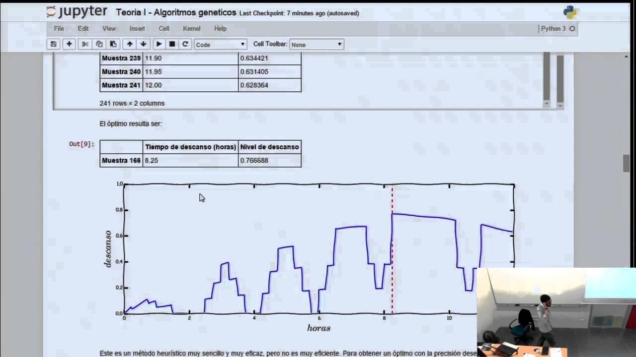 Image from Simplifica tu vida con sistemas complejos y algoritmos genéticos