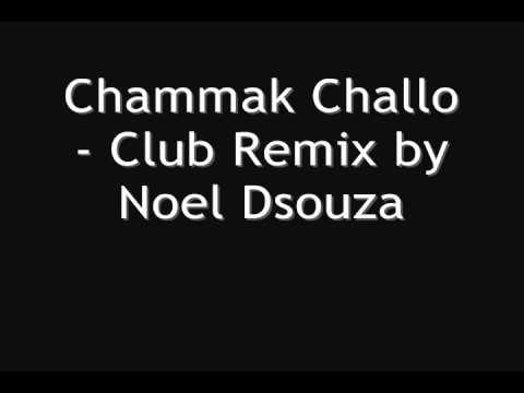 chammak challo Remix