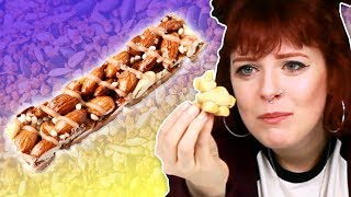 Irish People Try American Protein Bars