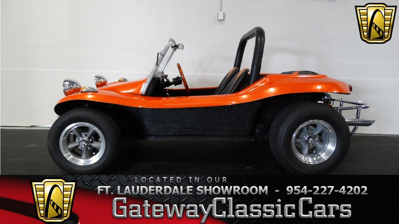 176 Ftl 1959 Volkswagen Dune Buggy 1800cc 4 Spd Manual You