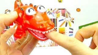Забавные игрушки и сюрпризы для детей. Игрушкин ТВ