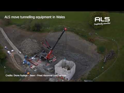 TBM Lift Wales