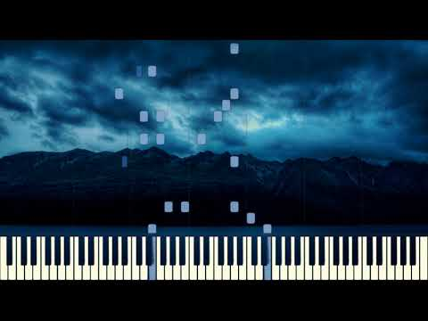 Song of Storms | Piano Tutorial