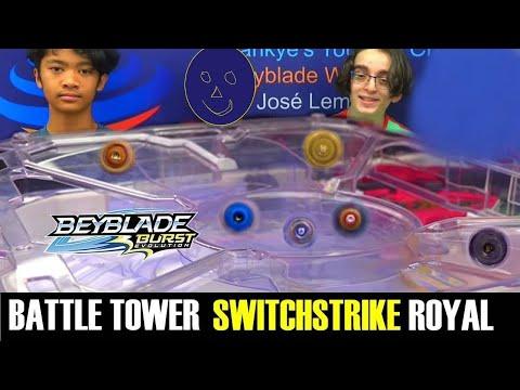 BATTLE TOWER SWITCHSTRIKE CHALLENGE  ROYAL ZANKYE INVITATIONAL