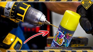 Don\'t Do THIS with Silly String