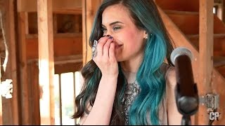 behind the scenes america s sweetheart elle king christie palazzolo cover video outakes