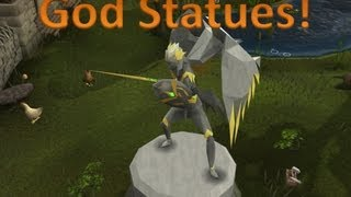 [RS] God Statues - Quick tips & tricks!
