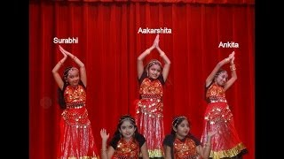 Houston Kannada Vrinda  - Kids Medley Dance for Rajyotsava 2013