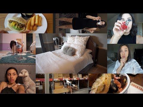 VLOG   Mommy Parole - Bedroom Tour, IKEA, Taco Shop Cuisine, Self-Care/Self-Love, Restaurant Opening