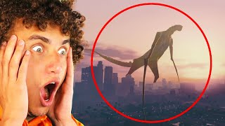 Hunting MYSTERIOUS CREATURES in GTA 5!