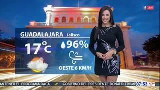 Susy Almeida Clima 6 septiembre 2017
