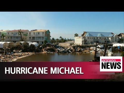 Hurricane Michael leaves 6 dead