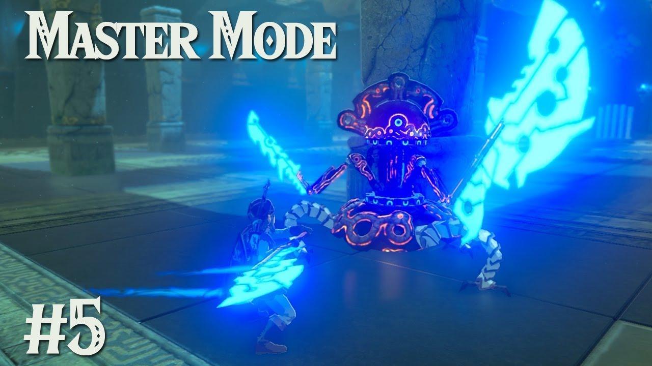 Major Strength Minimal Hearts Zelda Botw Master Mode 5 Mr A Game Let S Play Index