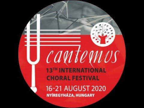 Cantemus International Choral Festival Video HD720