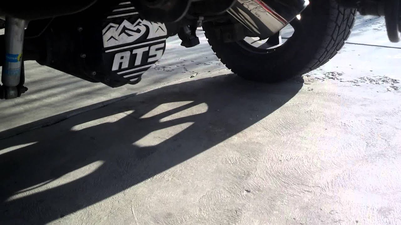8 inch tip 5 inch exhaust