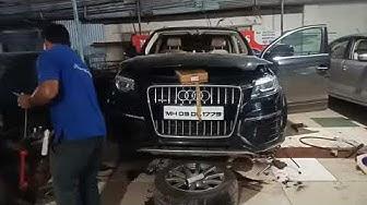 Audi q7 windscreen riplesment