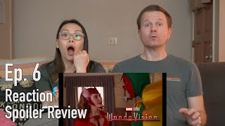 WandaVision Ep. 6 // Reaction & Review