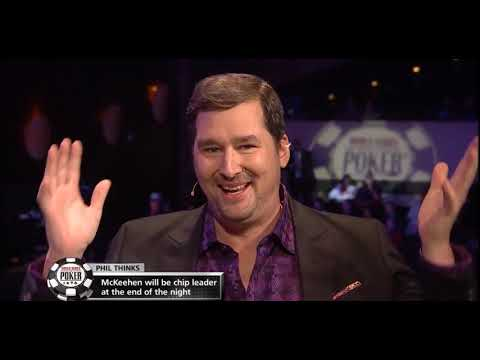 WSOP 2015 – Main Event FINAL TABLE, Day2 ep1/2. HD