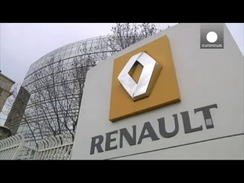 Renault shares drop 20% following the police raids