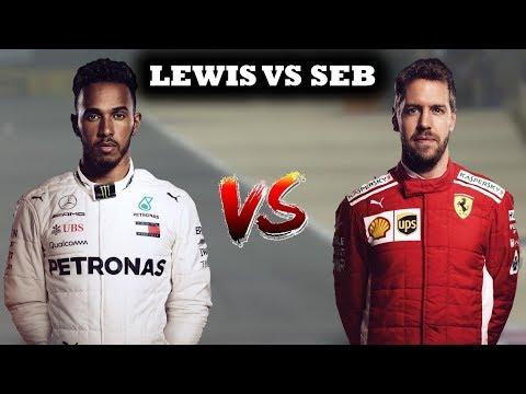 Lewis Hamilton Vs Sebastian Vettel - Ending The Debate Once And For All