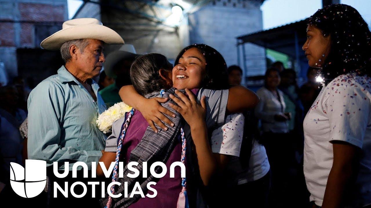 Menores con ciudadanía y padres indocumentados viajan a México para reunirse con sus familiares