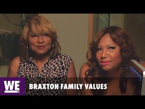 Braxton Family Values | Deleted Scene: Night Before Christmas | WE tv