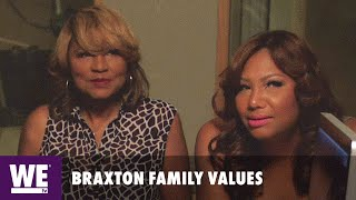 Braxton Family Values | Deleted Scene: Night Before Christmas | WE tv