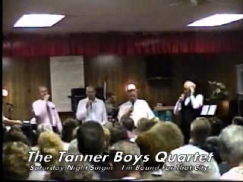 Tanner Boys Quartet -- Saturday Night Singin' -- I...