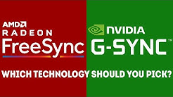 FreeSync vs G SYNC - Which Is Best For You In 2019? [Simple]