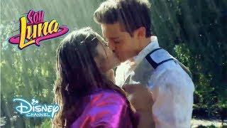 Soy Luna 3 - Luna & Matteo se besan bajo la Lluvia - Capitulo 55 (HD)