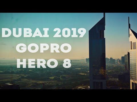 Dubai 2019 – 4k – GoPro Hero 8 – DJI Ronin SC