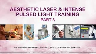 Intense Pulse Light Training Part3 Sample Videos from Presidency London College UK