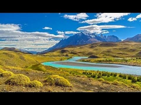 HD 1080p - Nature Scenery Video l Sen Vàng VTV