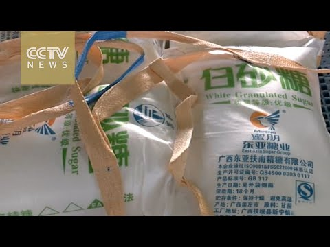 Weather pushes up sugar prices