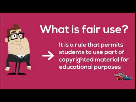 copyright and fair use essay Lorelle vanfossen is a trainer and educator on web publishing, blogging, social media, user experience (ux), podcasting, multimedia, and wordpress this is her educational blog featuring tutorials, instructions, guides, resources, and references (and homework) for students and workshop participants.