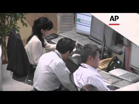 ASIA STOCKS DOWN AS WORRIES OVER GREECE GROW
