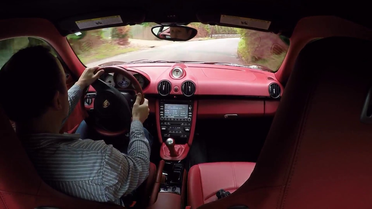 2011 Porsche Cayman S - YouTube
