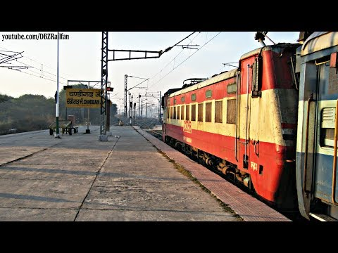 CHANDIGARH to AMBALA  cantt !! Journey Compilation . INDIAN RAILWAYS