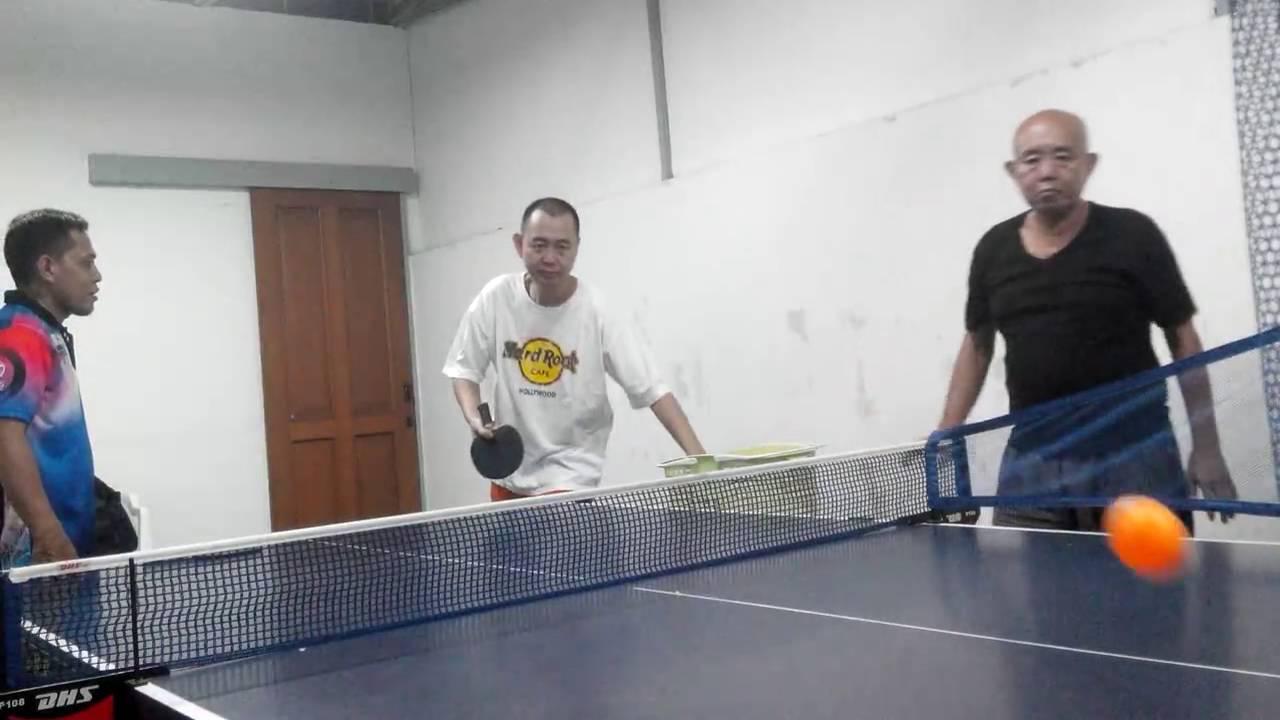 Latihan Servis Dasar 1 Tenis Meja Untuk Pemula YouTube