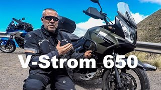 Suzuki V Strom 650, 2008 - Test Ride & Detailed Review