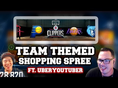 Team Themed Shopping Spree Featuring UberYoutuber - Epic Fun Video