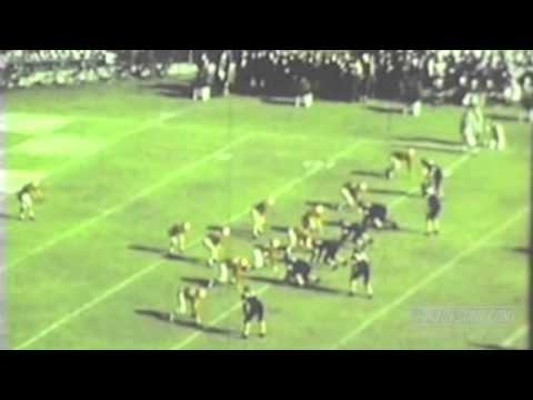 1946 Sugar Bowl  Oklahoma State vs. St. Mary's  Part 12