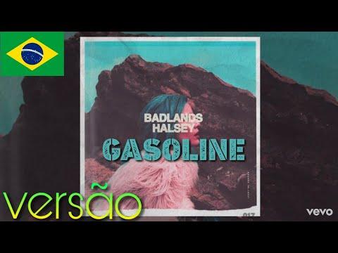 Halsey - Gasoline cover TraduçãoVersão em Português BONJUH