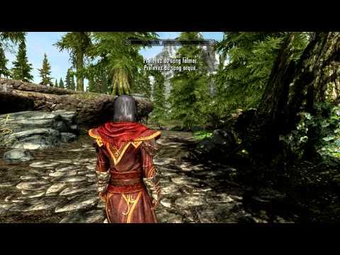 Skyrim Mod - Oghma Infinium - No collateral damage