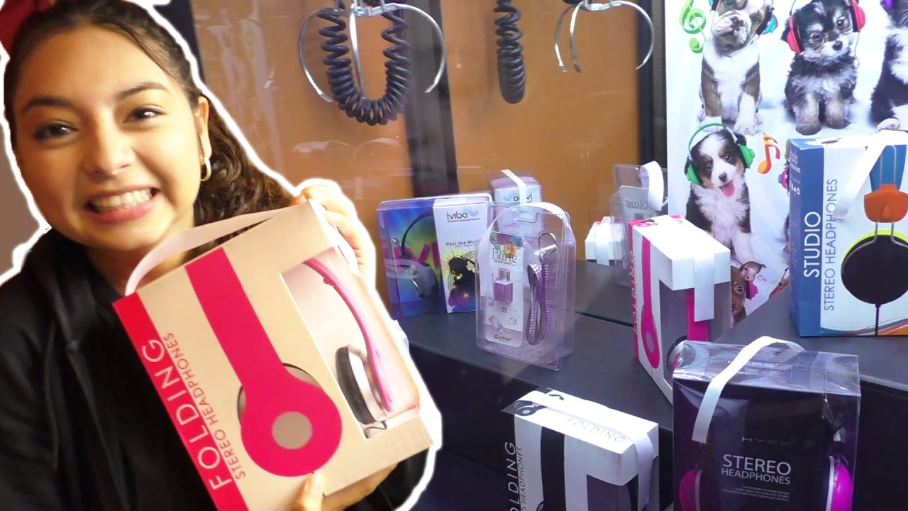 Wannabe Beats Headphones  Claw Machine Wins  YouTube